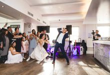 Khaye & Dominic's Wedding by Flinklupe Production