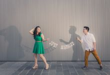 Casual Engagement shoot by DTPictures