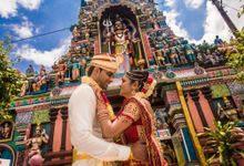 Indian Temple Wedding by DTPictures