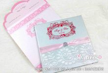 Togi & Olin - Medan by Kairos Wedding Invitation
