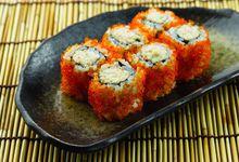 Makimono Sushi by Sushi Tei Bali