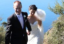 Karen and Lee wedding by Silk and Style Bridal