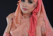 Koleksi Kebaya Resepsi Muslimah by LAKSMI 0817 0370 7670 by LAKSMI - Kebaya Muslimah & Islamic Bride