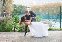 A Mountain View Country Club Wedding by Leanne Love Photography