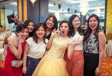 Kelvin & Allysa Wedding by Yin Photography
