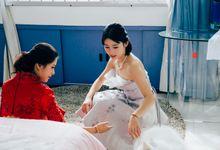Kelvin & Feng Yi by LittleWeds