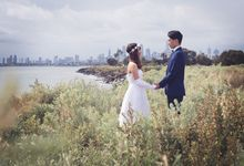 Ken and Suzie by kenarini photography