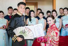 Ken Chu & Han Wen Wen by The Mulia, Mulia Resort & Villas - Nusa Dua, Bali