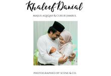 Khaleef Danial by Scene & Co.
