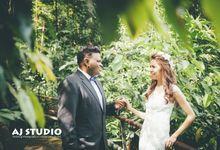 Khin Pre Wedding by Ajphotographystudioz