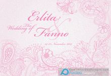 WEDDING ERLITA & FANNO by Pandora Photography