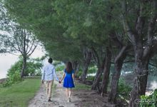 Kiki and Uty Prewedding by Otiga Photo