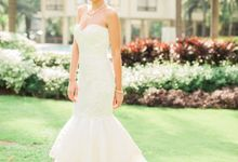 Jackie Bautista x Kim Tiu Laurel Wedding Collection by GJ Esguerra Photography