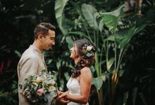Ubud Wedding of Kim and Mike by Terralogical