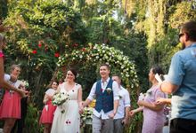Kirsten & Callum by Silver Lace Weddings & Events Bali