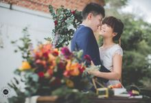 Pre-wedding Photography - Lowee & Shawn by Knotties Frame