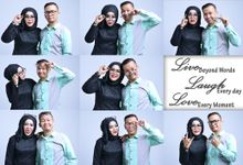 Prewedding Widya & Hafid at Beranda Photo Studio by BERANDA PHOTOGRAPHY