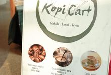 Kopi Cart - mobile coffee catering by Kopi Cart