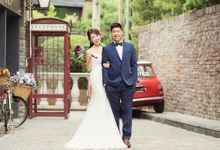 IDO Benjamin & Yuping by IDO-WEDDING KOREA