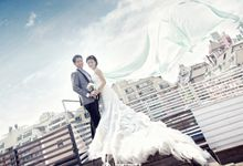 IDO Jax & Jia Wen by IDOWEDDING