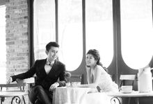 IDO Guo Wei & Peik Ai by IDOWEDDING