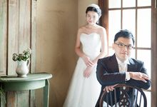 IDO Chin Huat & Christine by IDOWEDDING