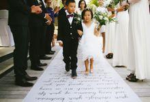 The Wedding of Kristy & Jeffry by Varawedding