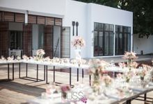 Tamako & Johnny Wedding at The Library Koh Samui by BLISS Events & Weddings Thailand