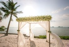 Dream wedding of Lianne & Daniel by BLISS Events & Weddings Thailand