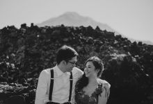 Marvin & Emilia - Pre Wedding in Bali by Snap Story Pictures