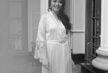 Oriya Robe by Everly Atelier
