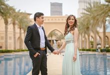 A L  x  C A R L A   ENGAGEMENT SESSION by Leighton Andante