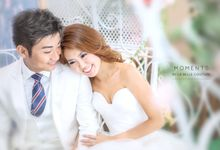 Portfolio - Kewei & Alfred by La Belle Couture Weddings Pte Ltd