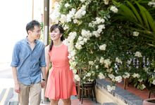 Lay Leng & Dennis Prewed by Fabulously You Photography