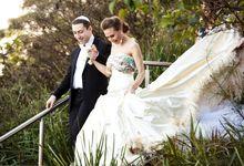 Elegant Wedding at Gunner Barracks by Couture Wedding Planning
