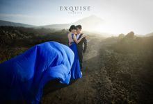 THE PRE WEDDING OF LILY & WENDY by Exquise Wedding