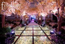 The Wedding of Leo Ivana by Eden Design