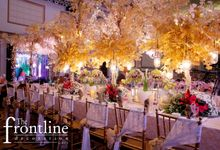 The Wedding of Leo Ivana by Eden Design