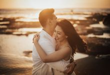 Bali Prewedding by Lacuna & co