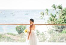 Laurice & Laurent Wedding by The Organic Studios