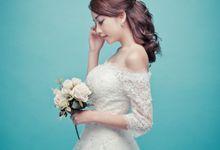 Sweet and Elegant -Korean Style by Jen Lim Makeup Artist