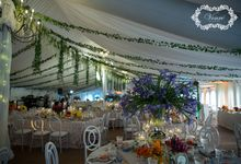 Garden Wedding by Vonre Events
