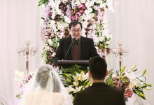 Vincent & Christle by One Heart Wedding