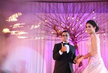 Vishal & Vanessa by Eventures