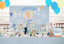 Daryl 1st Birthday Party by The Unio