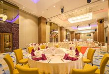 Grand Ballroom Wedding by Lexis Suites Penang