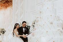 Lucas Edo & Vanny Wedding by Mahkota Wedding Organizer