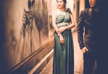 Adhi & Vrety Prewedding by Luxima Photography