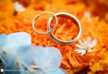 Melanie & Daniel Wedding by Luxima Photography
