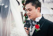 Chinese Red Wedding by The Kirana Hotel, Resto and Spa - Canggu
